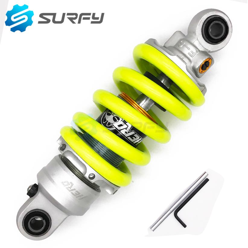 SNIPER 150 MONO SHOCK REAR SHOCK (Green Yellow) 205MM ABSORBER made in  Tailand
