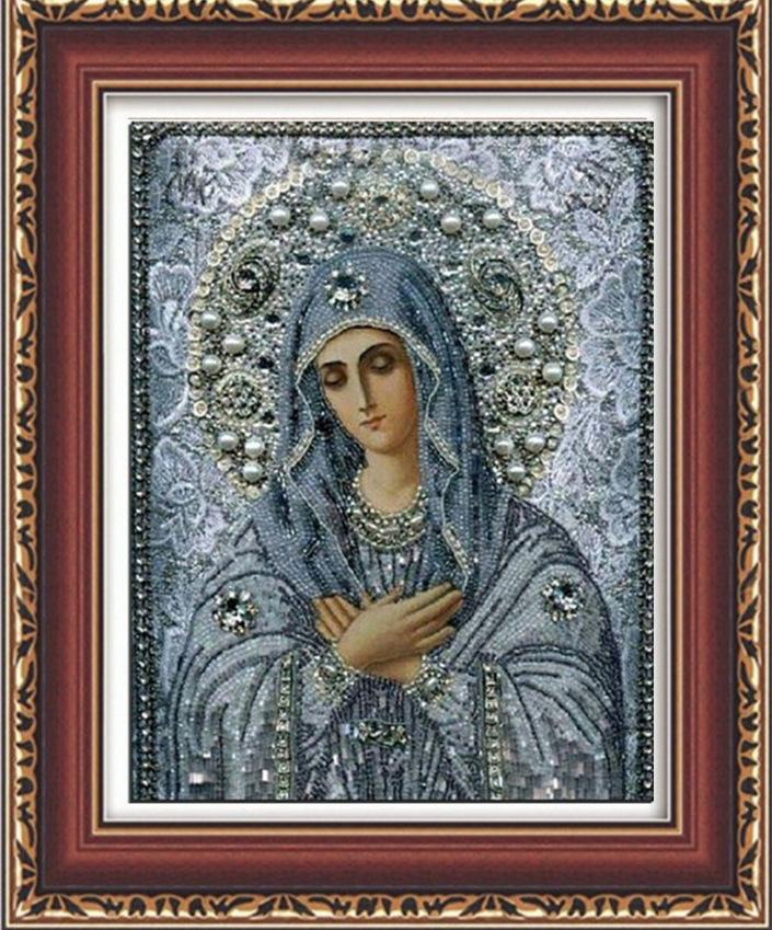 Diy 5d Diamond Painting Cross Stitch Craft The Mother Of Jesus Christ(if You Buy Will Support The Construction Of The Church) By Sasung.
