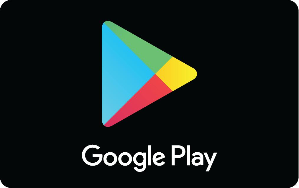 $5-$100 Google Play Gift Card By Carrotriddle.