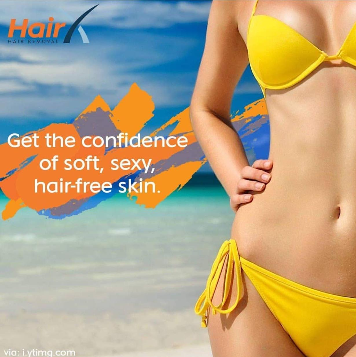 Hair X Hair Removal P5000 Gift Voucher By Gifted.ph.