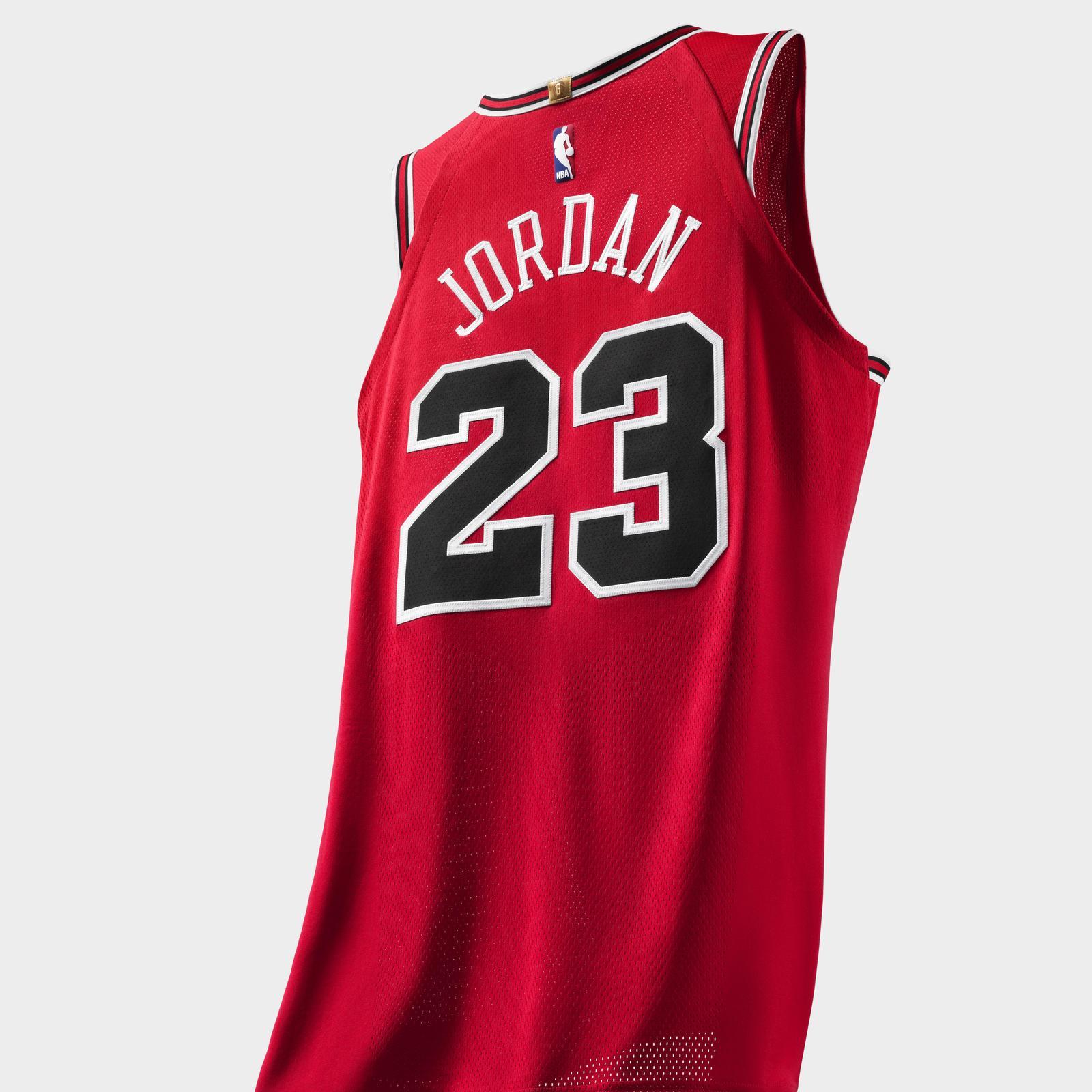 finest selection 21d88 54254 NBA Chicago Bulls Vintage Classic Michael Jordan Jersey #23 (MVP) (GOAT)