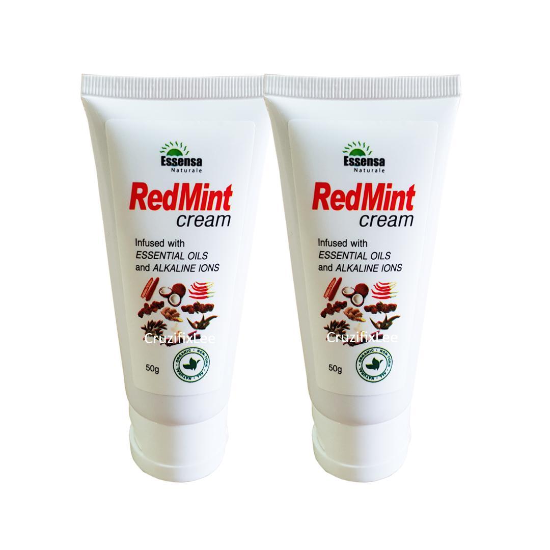 RedMint Buah Merah Pain Reliever Cream (2 Pcs)