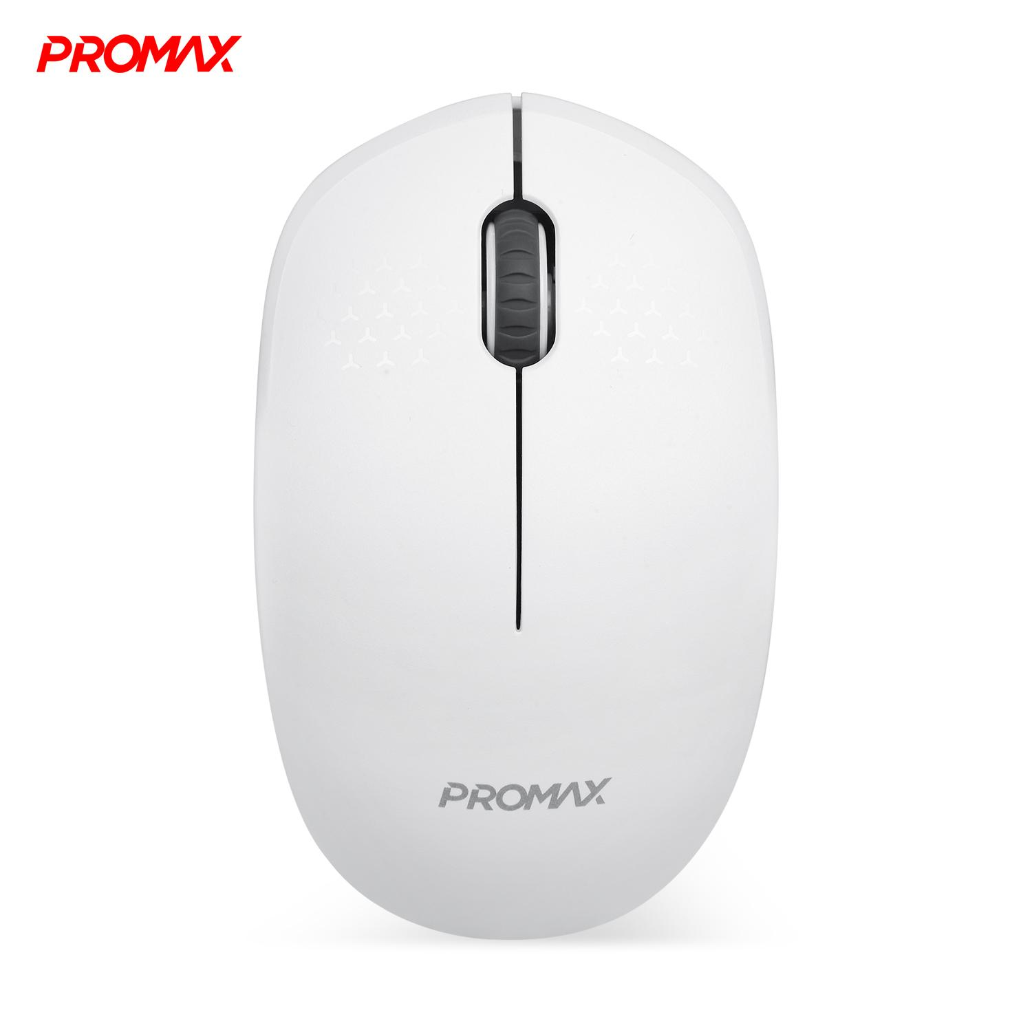 Promax M5 Power Saving Wireless Mouse With Nano Receiver