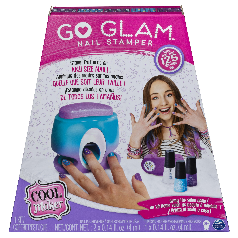 Spin Master Go Glam Nail Printer
