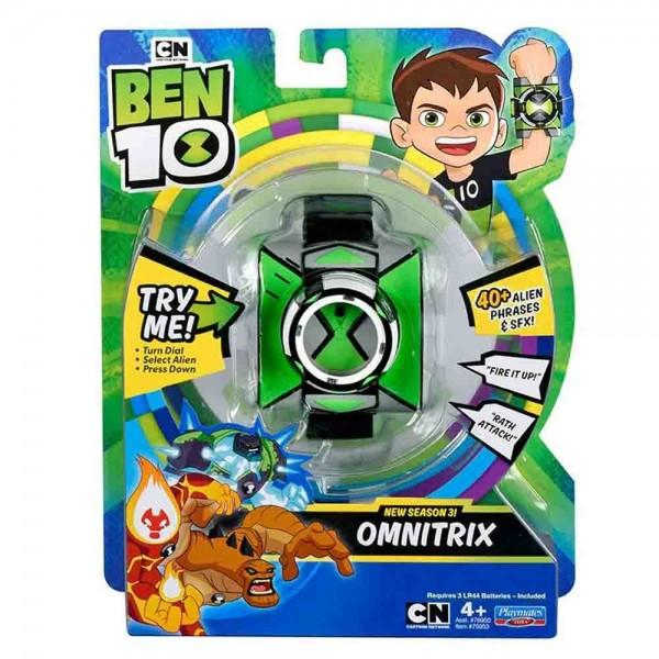 Ben 10 Basic Omnitrix Season 3
