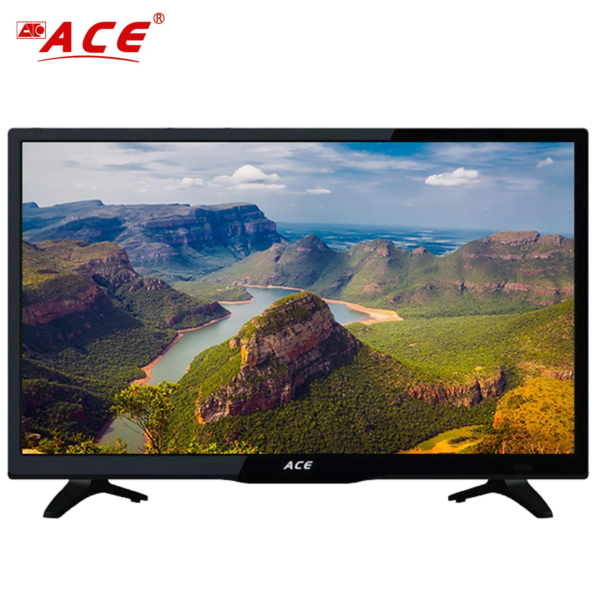 bfd7182aad4bc7 Ace 20 Super Slim Full HD TV Black LED-505 DN6