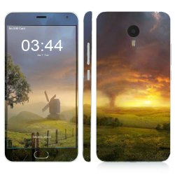 Meizu M2 Note Infinite Oz Phone Skin by Oddstickers