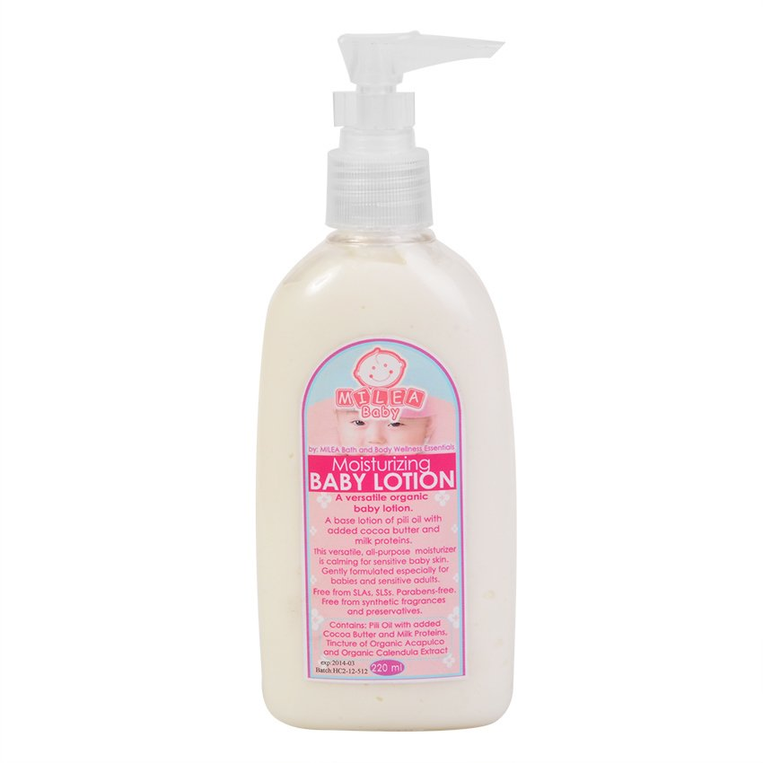 Milea Baby Lotion 220g product preview, discount at cheapest price