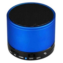 Mini Bluetooth Speaker with MP3 Player G2 (Blue)
