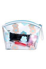 MoNo Womens Fashion High Capaciry Leather Makeup Bag Philippines