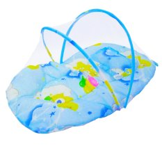 Moonbaby Baby Bed Cb-Bbn (blue) By Moonbaby.