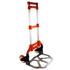 Multi Functional Folding Trolley (red) By Smile Smell.