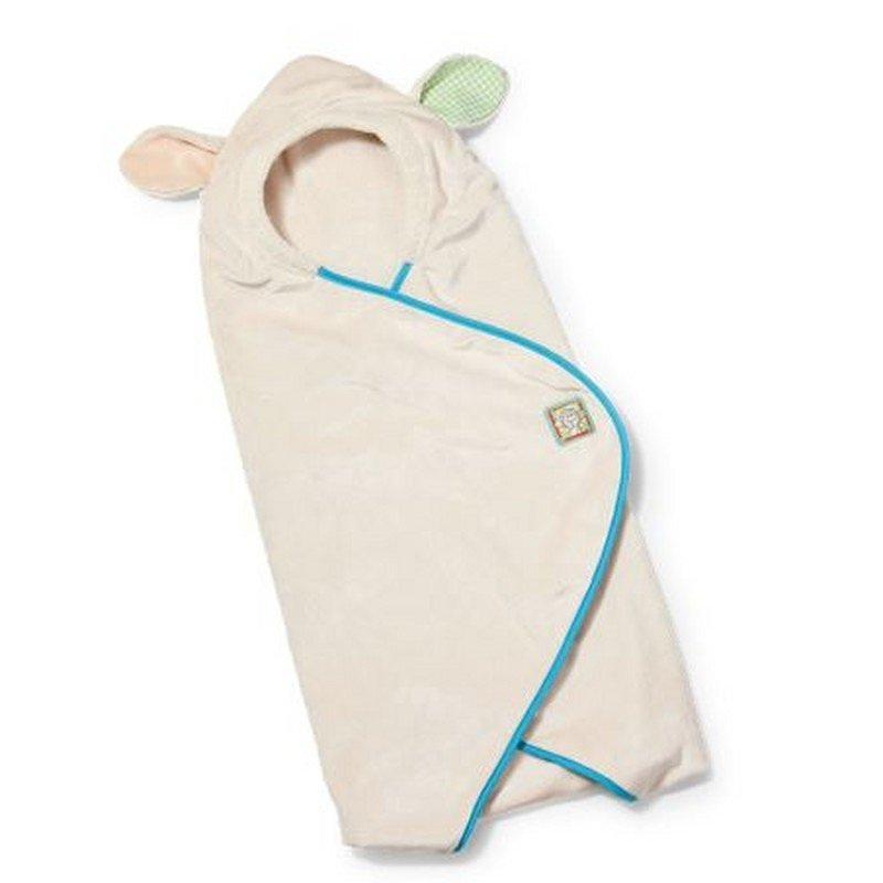 MY FIRST NICI Baby Hooded Blanket Lamb Plush product preview, discount at cheapest price
