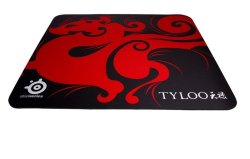 N-06 Mouse Pad (Black/Red)