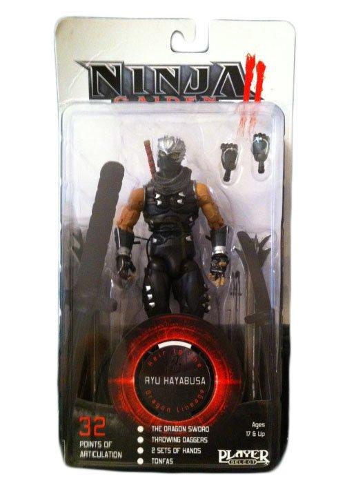 Neca Ninja Gaiden ( Ryu Hayabusa ) - thumbnail