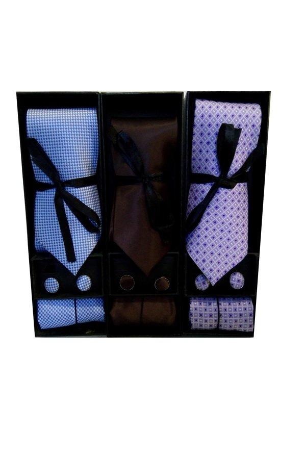 Necktie Gift Set B Bundle of 3 - thumbnail