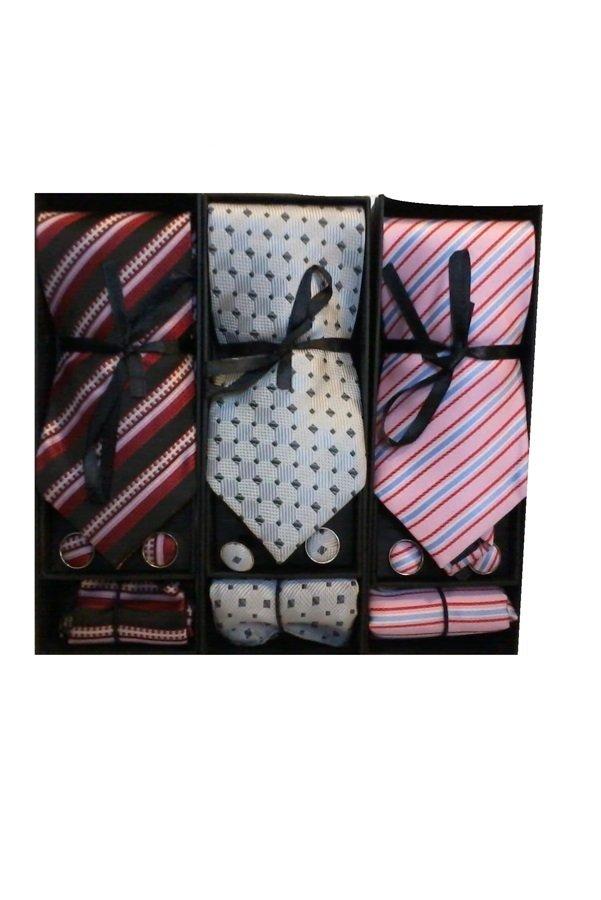 Necktie Gift Set Bundle of 3 - thumbnail