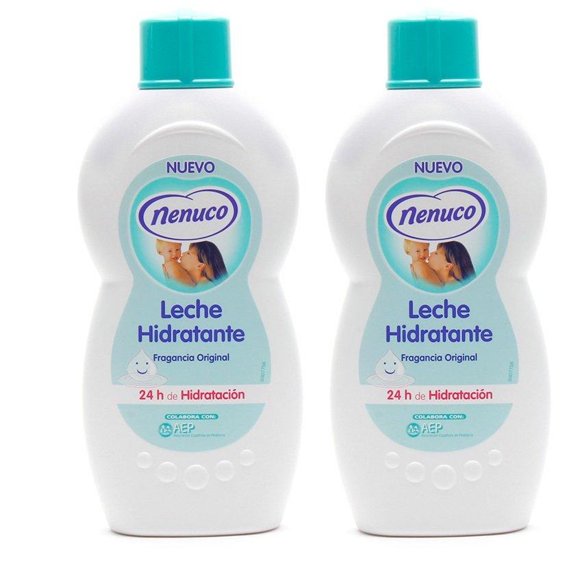 Nenuco Leche Hidrantante Body Lotion 400ml Set of 2