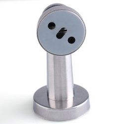 New Orion Stainless Steel Magnetic Door Stopper Doorstop Stop Catch (Intl)