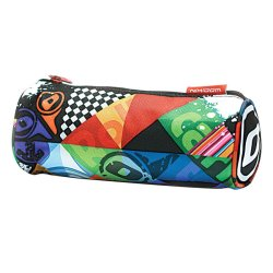 Nikidom Roller Logomania Pencil Case (Multicolor)