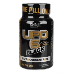 Nutrex Lipo6 Black Hers Ultra Concentrate Capsules, Bottle of 60