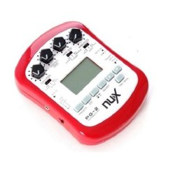 NUX PG-2 Portable Guitar Effects (Red)