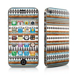 Odd Stickers Skin Cover Navajo Pattern 2 for Apple iPhone 4/4s
