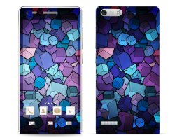 Oddstickers Box Pattern 1 Phone Skin Cover for Huawei G6