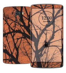 Oddstickers Branches Pattern 1 Phone Skin Cover for LG G3