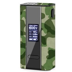 Oddstickers camo  Pattern  3 Vape Skin Cover for Smok Cuboid