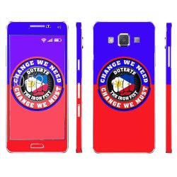 Oddstickers Du30 Pattern 1 Phone Skin Cover for  Samsung Galaxy A5