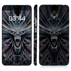 Oddstickers Nightmare 1 Phone Skin for Meizu M2 Note