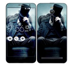 Oddstickers Phone Skin Abraham L. for Asus Zenfone 2