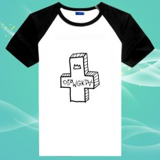 OFWGKTA Odd Future CROSS Tyler Creator 100% Cotton O Neck Unisex Insert  Short Sleeve T 6bdc09bd19