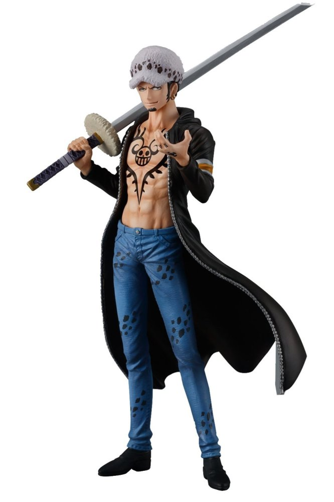 One Piece Trafalgar Law Figure product preview, discount at cheapest price
