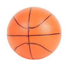 Orange Basketball Hand Wrist Exercise Stress Relief Squeeze Soft Foam Ball - Intl By Fashionday.