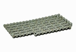 Osaki  428-120L Motorcycle Chain (All Chrome)
