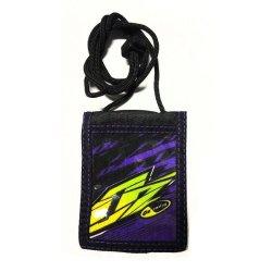 Ozracing Iicense Wallet (Slashed Purple)