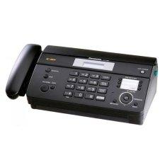 Panasonic Kx-Ft981cx Thermal Fax Machine (black) By Mega Dimps Home Appliances.