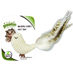 Pawise Nature First Bird Cat Toy