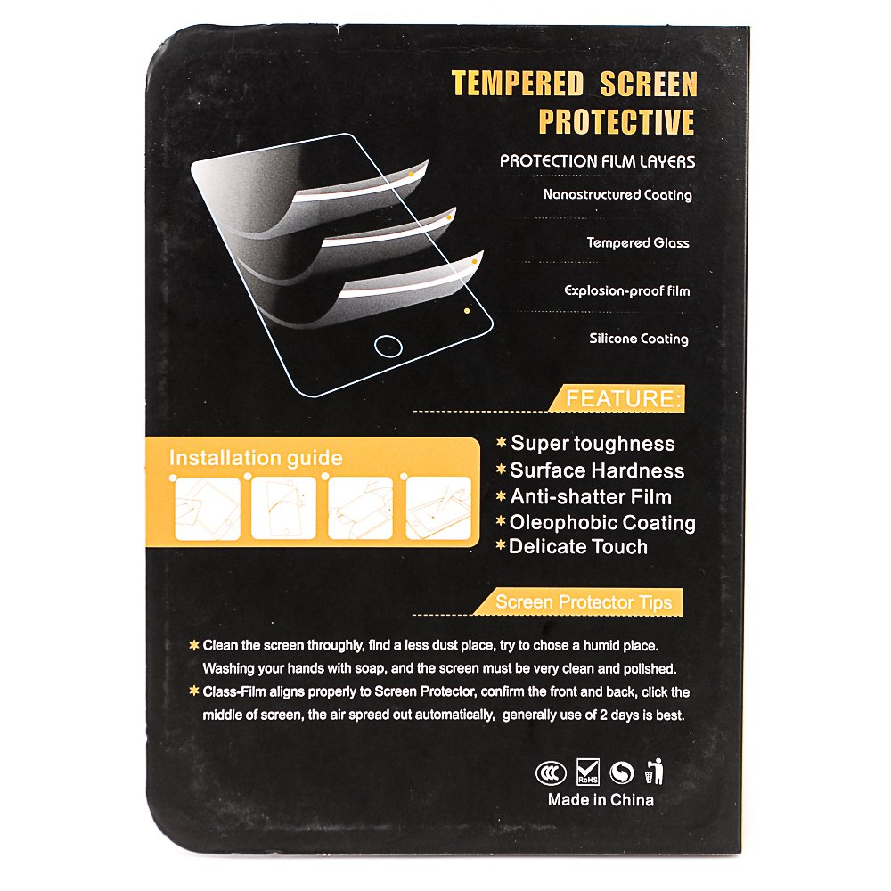Perfect Film Tempered Glass for Samsung Galaxy Tab 4 (7.0) product preview, discount at cheapest price