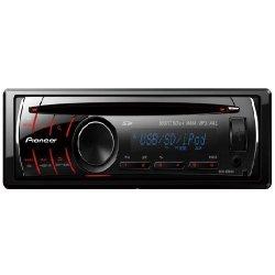 Pioneer DEH-4250 SD Car Stereo (Black)