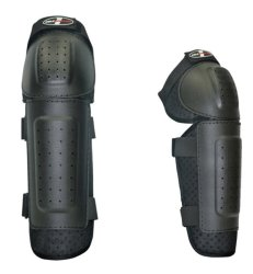 Pole Position Pro Knee Guard 2 Free size (Black)