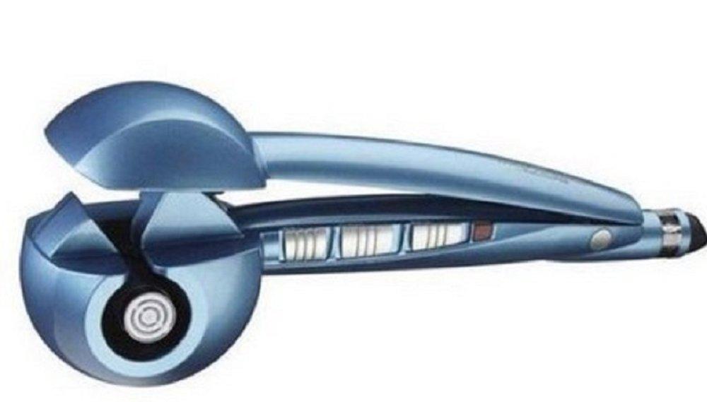 Professional Hair Curler Machine (Blue) - thumbnail