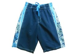 Puritan 4910 Activewear Men's Shorts (Blue)