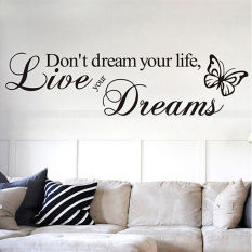 Delightful Quote Word Decal Vinyl Home Room Decor Art Wall Stickers Bedroom Removable  DIY