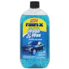 Rain-X Wash & Wax with Carnauba Beads 20 oz