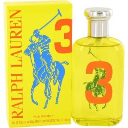 Ralph Lauren The Big Pony Collection #3 Eau De Toilette For Women 100 ml