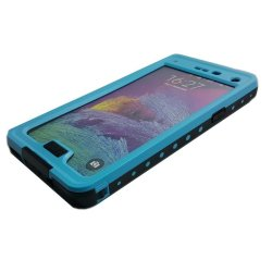 Red Pepper Waterproof Case for Samsung Galaxy Note 4 ( Blue )
