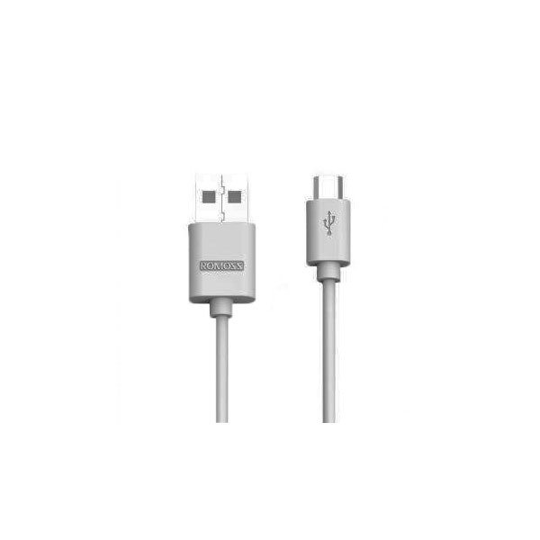 Romoss Authentic Micro USB to USB Cable 1 Meter (White)